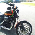 Adesivo para moto