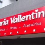letra caixa em Curitiba