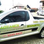 Personalização de veículos Curitiba