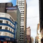 Placas em Curitiba
